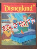 ct-170801-01 Disneyland Magazine / October 24, 1972 NO.37