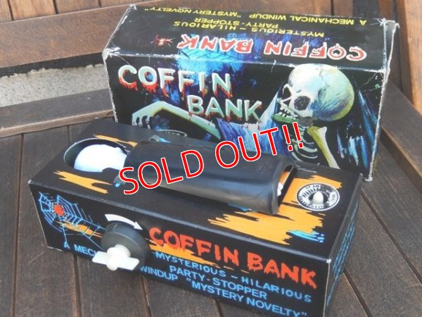 画像1: ct-171001-38 1970's Coffin Bank