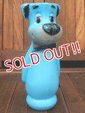ct-171001-56 Huckleberry Hound / 1960's Plastic Bowling Pin Figure