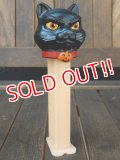 pz-160901-151 Halloween Black Cat / 2000's PEZ Dispenser
