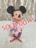 "ct-151201-64 Mickey Mouse / Applause PVC ""Pink Jacket"""