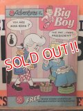 ct-171001-45 Adventure of BIG BOY / 1990 Comic #393