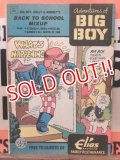 ct-171001-45 Adventure of BIG BOY / 1980 Comic #281