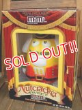 ct-171109-04 Mars / m&m's Nutcracker Sweet 2012 Dispenser (Yellow)
