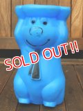ct-171109-21 Yogi Bear / 1960's Stacking Toy (Blue)