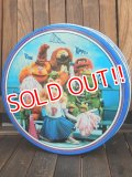ct-171206-75 The Muppets / 1989 Tin Can