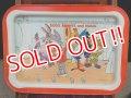 ct-171206-69 Looney Tunes / 1979 Kid's Tin Table
