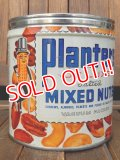 dp-171206-19 Planters / Mr.Peanuts 1950's Mixed Nuts Tin Can