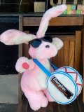 ct-180110-11 Energizer Bunny / 1990's Big Plush Doll
