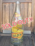 dp-180110-28 DAD'S Root Beer / 1960's-1970's 32 oz Bottle