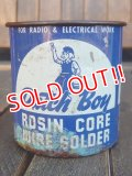 dp-180110-25 Dutch Boy / Vintage Rosin Core Wire Solder