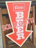 dp-171206-55 Coors / 1980's Plastic Sign