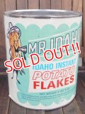 dp-171206-61 Mr.IDAHO / Vintage Instant Potato Flakes Can