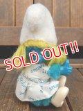 ct-180201-16 Smurfette / 1980's Clip Doll