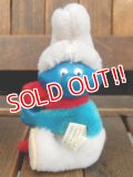 ct-180201-15 Smurf / 1980's Clip Doll