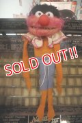 ct-180201-33 Animal / Fisher-Price 1970's Muppet Doll
