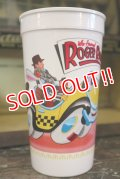ct-180201-41 Roger Rabbit / McDonald's 1980's Plastic Cup