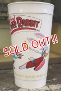 ct-180201-39 Roger Rabbit / McDonald's 1980's Plastic Cup