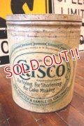 dp-180302-23 CRISCO / 1950's Shortening Can