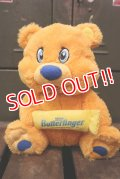 ct-180302-16 Nestle / Butterfinger Bear 2000's Plush Doll