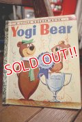 ct-180302-25 Yogi Bear / 1960's Little Golden Book