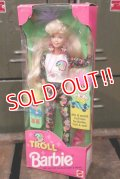 ct-180302-24 Mattel 1992 Troll Barbie Doll