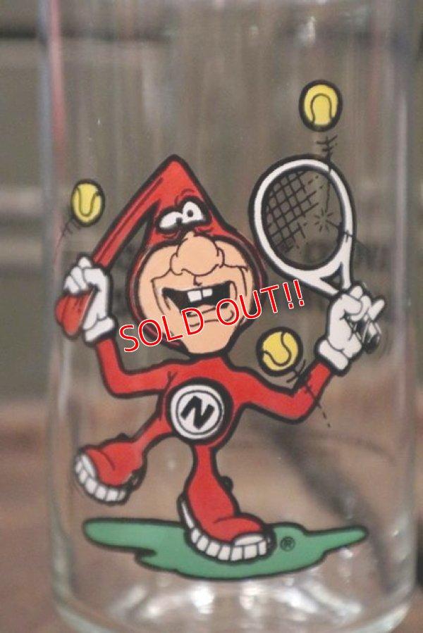 """画像2: gs-180301-04 Domino Pizza / 1987 Noid Glass """"Tennis"""""""