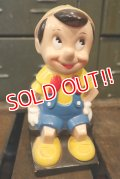 ct-140318-52 Pinocchio / Play Pal Plastic 1970's Coin Bank