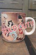 ct-140318-25 Pinocchio / 1990's Mug