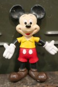 dp-150302-37 Mickey Mouse / 1970's Bendable Figure