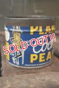 ct-180401-12 Planters / Mr.Peanuts 40's-50's Cocktail Peanuts Tin Can
