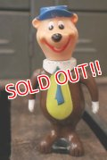 Yogi Bear / 60's Soft Vinyl Doll