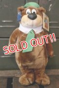 ct-180401-33 Yogi Bear / Applause 1990's Plush Doll