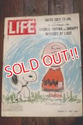 ct-180401-52 PEANUTS / LIFE Magazine March 17, 1967