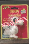 ct-180401-37 Snoopy / 1970's AVIVA mini-Walker