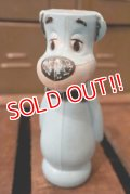 ct-180501-13 Huckleberry Hound / 1960's Plastic Bowling Pin Figure