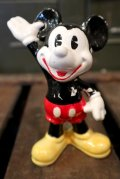 ct-150623-08 Mickey Mouse / 1970's-1980's Ceramic Figure