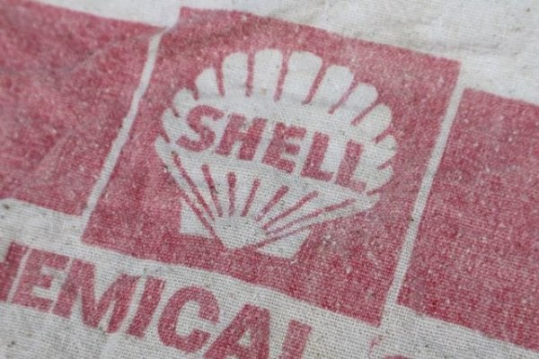 画像1: dp-180508-07 SHELL Chemical Company / 1960's Canvas Bag