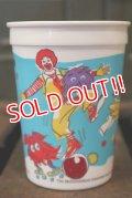 ct-180514-22 McDonald's / 1996 Plastic Cup