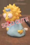 "ct-180514-52 the Simpsons / Burger King 1998 Meal Toy ""Maggie"""