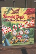 ct-180514-45 Donald Duck / Whitman 1960's Picture Book