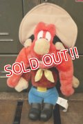 ct-140916-57 Yosemite Sam / 1990's Plush Doll
