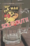 ct-180514-59 PAC-MAN / 1980's Beer Mug (Large)