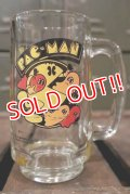 ct-180514-58 PAC-MAN / 1980's Beer Mug