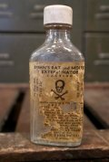 dp-180508-17 Vintage Poison Bottle