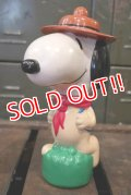 ct-180514-81 Snoopy / 90's Shampoo Bottle Beagle Scout