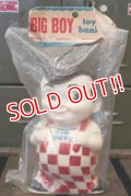 ct-180514-86 Big Boy / 1960's Coin Bank (Mint in Bag)