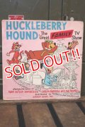 ct-180514-62 Huckleberry Hound / The Great Family TV Show 1960's Record