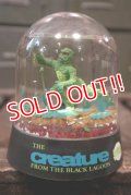 ct-180514-92 The Creature From The Black Lagoon / 1991 Snow Globe