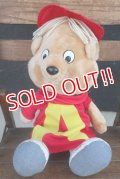 ct-180514-83 Alvin / 1980's Talking Plush Doll